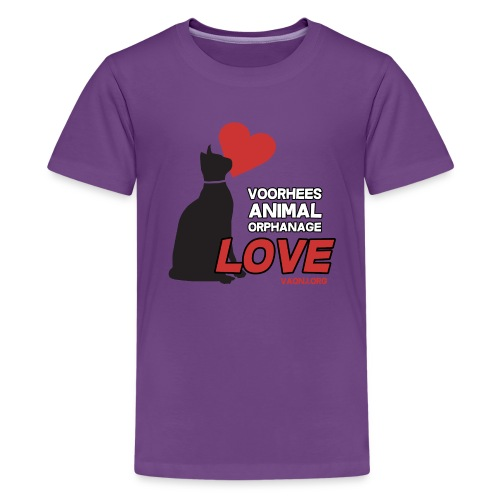 Cat Love - Kids' Premium T-Shirt