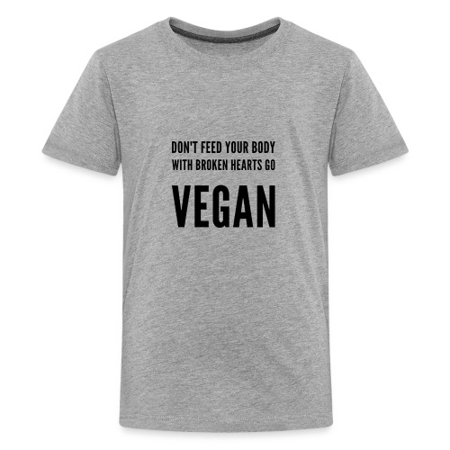 Vegan Shirt - Kids' Premium T-Shirt