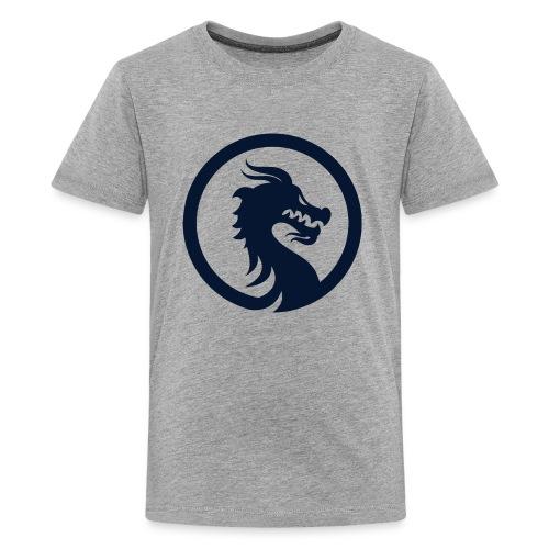 Dragon Logo PNG - Kids' Premium T-Shirt