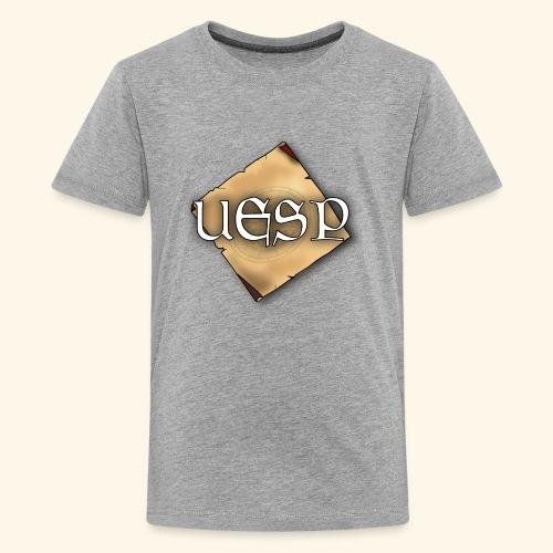 Uesp Social Media Logo - Kids' Premium T-Shirt