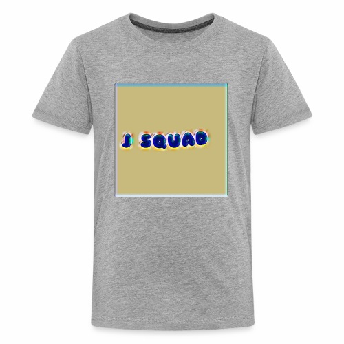 The J SQUAD RAINBOW - Kids' Premium T-Shirt