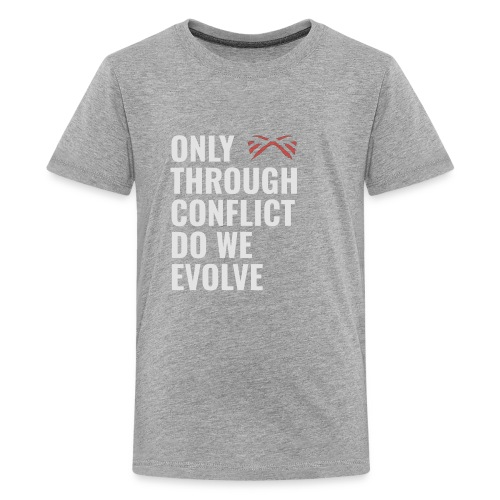 Doomfist Quote | Overwatch - Kids' Premium T-Shirt