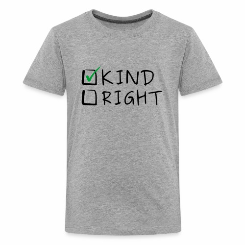 Choose Kind Anti-Bullying - Kids' Premium T-Shirt