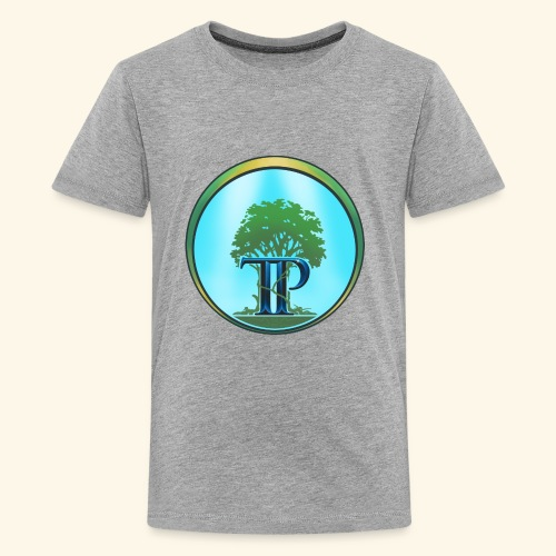 The Twin Powers Ring Logo - Kids' Premium T-Shirt