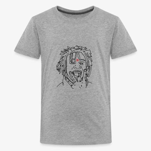 Trippie Redd Print - Kids' Premium T-Shirt
