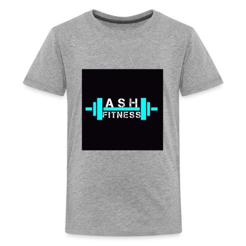 ASH FITNESS ACCESSORIES - Kids' Premium T-Shirt