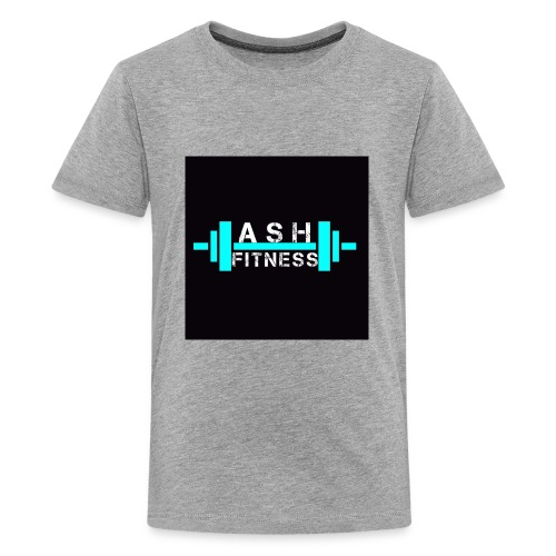 ASH FITNESS ACCESSORIES - Kids' Premium T-Shirt