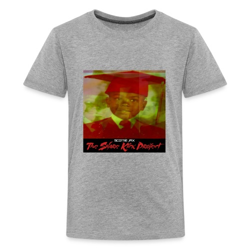 MIQUEL CHAPMAN The Snare Kick Projcect Album Cover - Kids' Premium T-Shirt