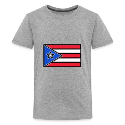 Puerto Rico - Kids' Premium T-Shirt
