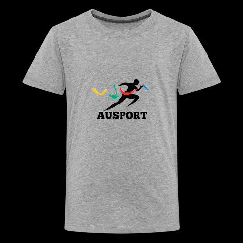 AUSPORT - Kids' Premium T-Shirt
