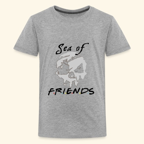 Sea of Friends - Kids' Premium T-Shirt