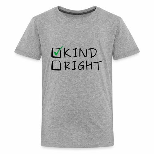 Choose Kind Anti-Bullying - Kids' Premium T-Shirt