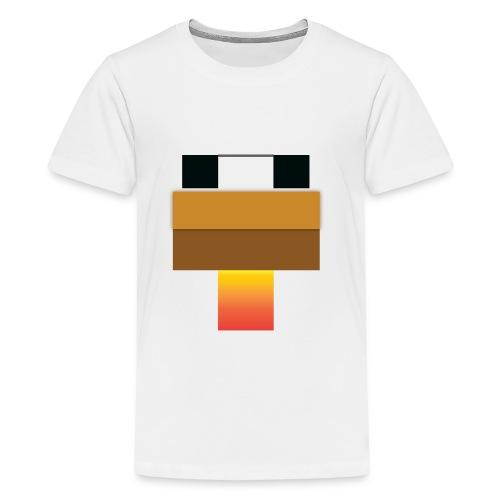 chicken Head - Kids' Premium T-Shirt