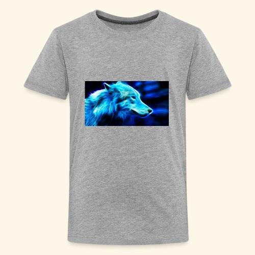 thekingwolf - Kids' Premium T-Shirt