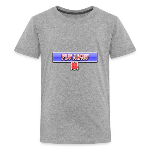 Fly Away Merch - Kids' Premium T-Shirt