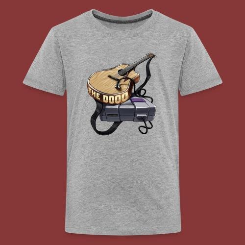 The Dooo Retro Logo - Kids' Premium T-Shirt