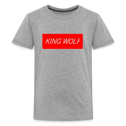 KING WOLF - Kids' Premium T-Shirt