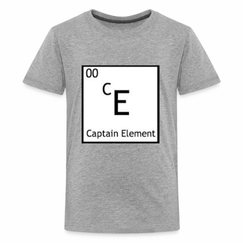 Captain Element Logo - Kids' Premium T-Shirt