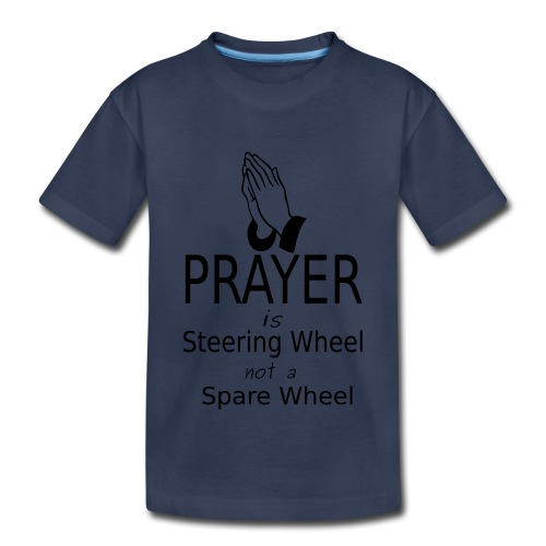 Prayer - Kids' Premium T-Shirt