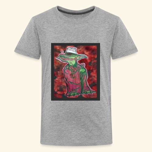 Yoda S. Thompson - Kids' Premium T-Shirt