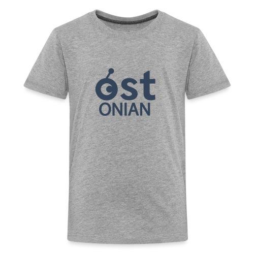 OSTonian by Glen Hendriks - Kids' Premium T-Shirt