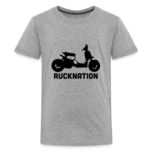 Ruckus rucknation - Kids' Premium T-Shirt