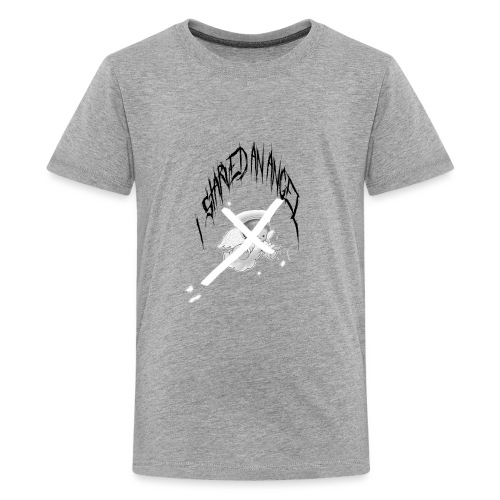 I starved an Angel - Kids' Premium T-Shirt