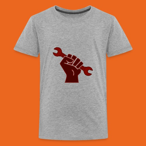 Rustbin Raider - Kids' Premium T-Shirt
