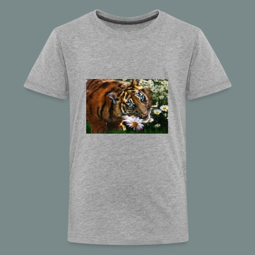 Tiger flo - Kids' Premium T-Shirt