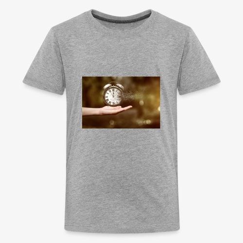 Time waits for no one - Kids' Premium T-Shirt