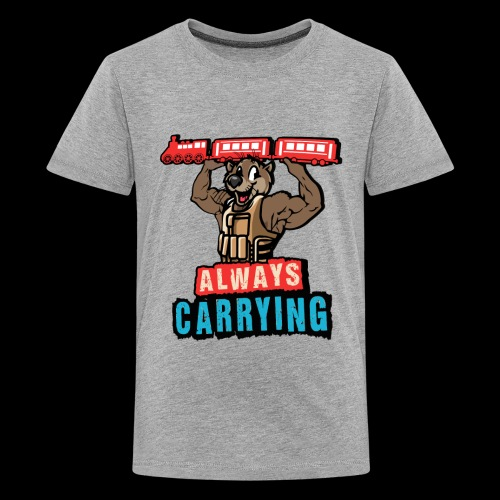 Always Carrying - Kids' Premium T-Shirt