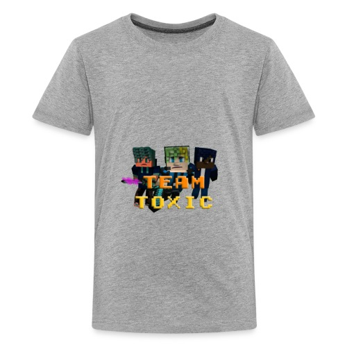 TeamToxic Merch Design 1 - Kids' Premium T-Shirt