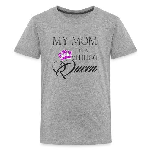 Vitiligo Queen - Kids' Premium T-Shirt