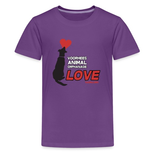 Dog Love - Kids' Premium T-Shirt
