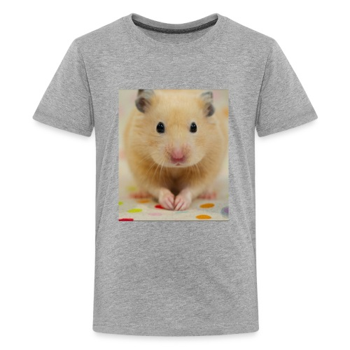 My little hamster world - Kids' Premium T-Shirt