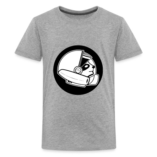 Space Sloth Logo - Kids' Premium T-Shirt