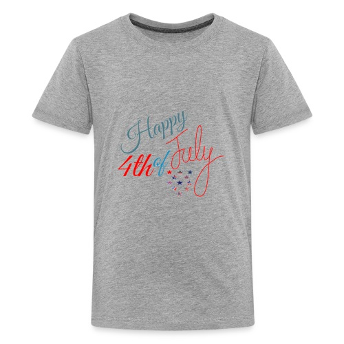 Happy 4th of July - Kids' Premium T-Shirt