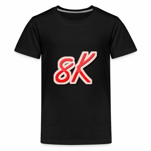 8K - Kids' Premium T-Shirt