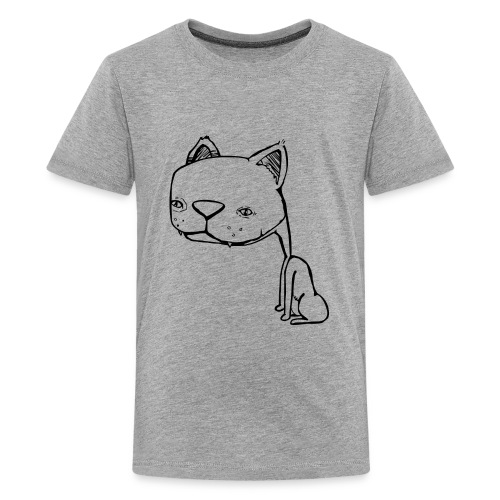 Meowy Wowie - Kids' Premium T-Shirt