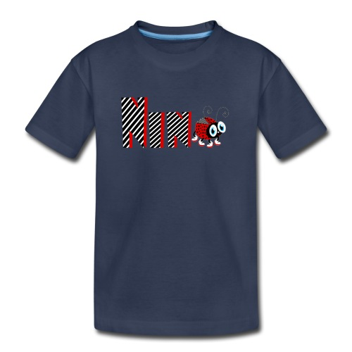 9nd Year Family Ladybug T-Shirts Gifts Daughter - Kids' Premium T-Shirt