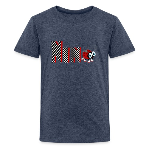 9nd Year Family Ladybug T-Shirts Gifts Daughter - Kids' Premium T-Shirt