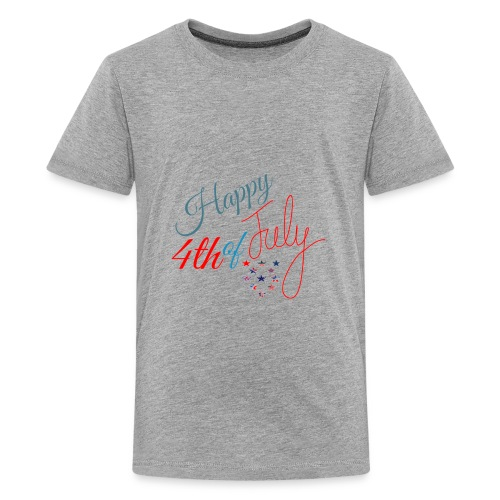 Happy 4th of July - Kids' Premium T-Shirt