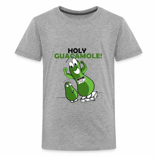 Holy Guacamole Giant Avocado T-shirt - Kids' Premium T-Shirt