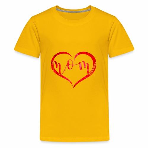 Love mom - Kids' Premium T-Shirt