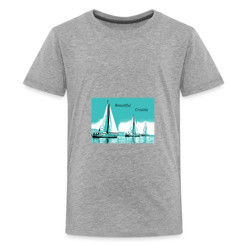 Beautiful Croatia - Kids' Premium T-Shirt