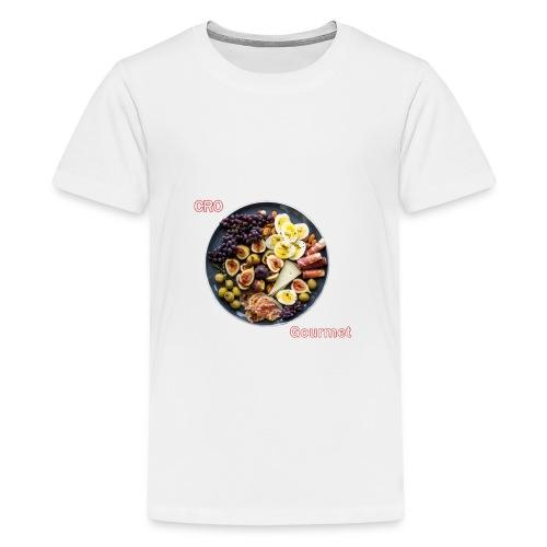 Croatian Gourmet - Kids' Premium T-Shirt