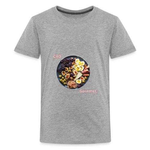 Croatian Gourmet - Kids' Premium T-Shirt