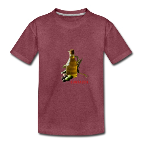 Croatian Gourmet 2 - Kids' Premium T-Shirt