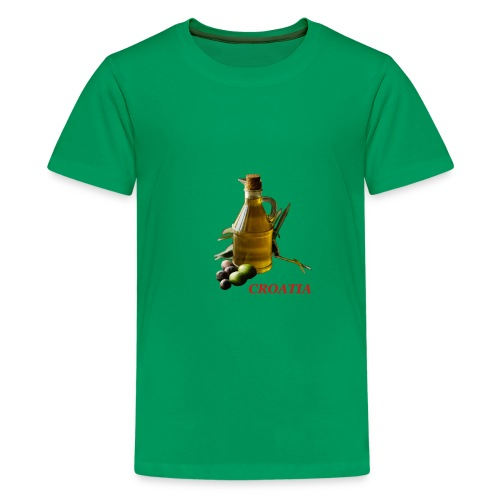 Croatian Gourmet 2 - Kids' Premium T-Shirt