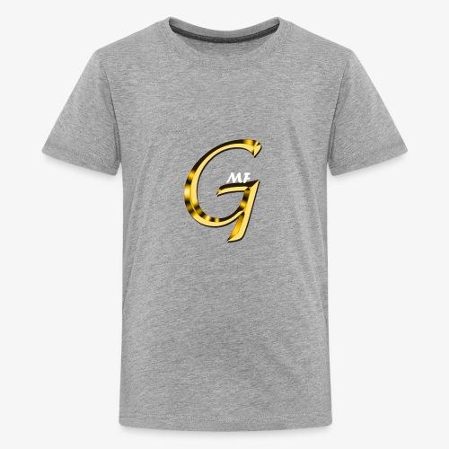 GMF Logo - Kids' Premium T-Shirt